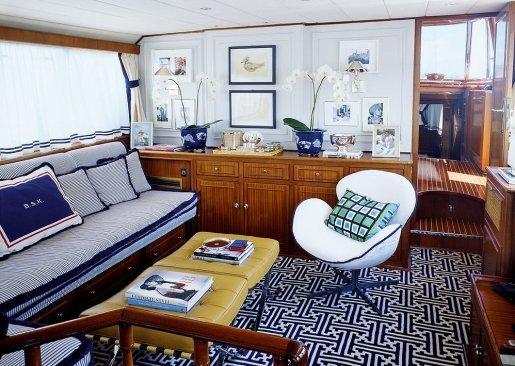 Yachtkajüten stilvoll gestalten
