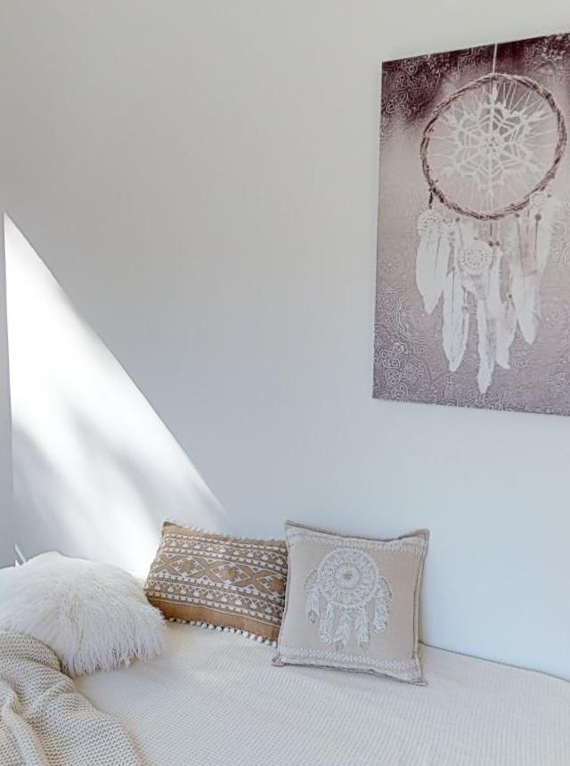 Traumfaenger als Deko für homestaging Gestaltung durch home staging Agentur Geschka