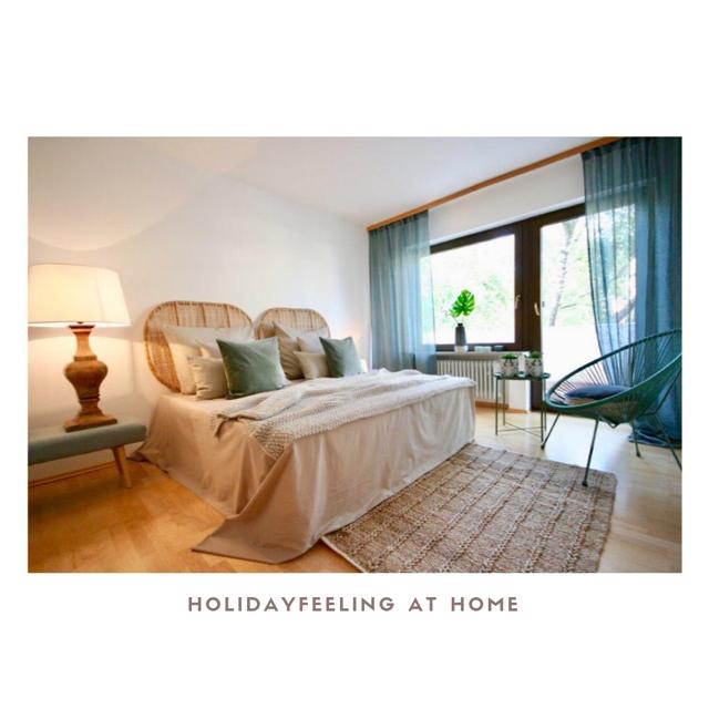 Schlafzimmer homestaging münchen