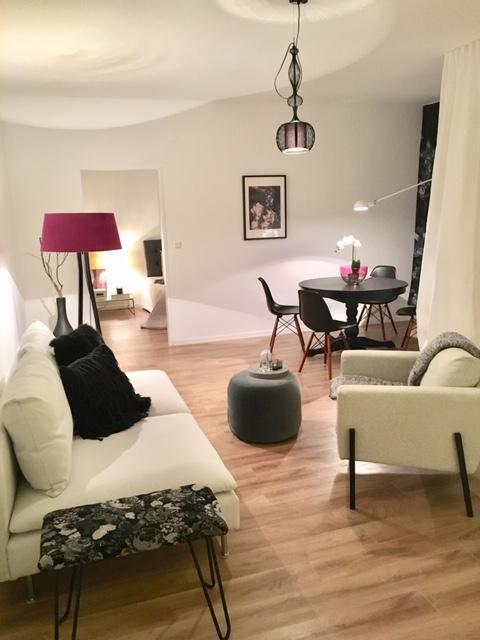 Homestaging Moosburg Eigentumswohnung Gestaltung